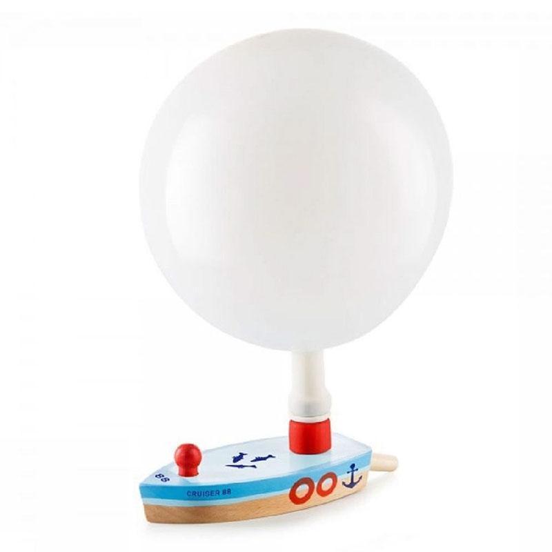 兒童洗澡玩具- 氣球木船 BOOSTER 88 1-B-0002-002-01