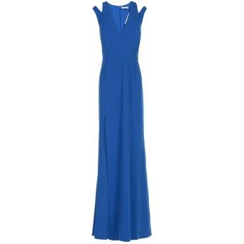 《セール開催中》HALSTON レディース ロングワンピース&ドレス ブライトブルー 6 95% ポリエステル 5% ポリウレタン