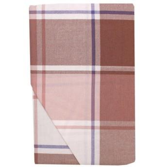 メリーナイト 綿100% 敷布団カバー 「オントーン」 シングルロング ピンク MN633052-16
