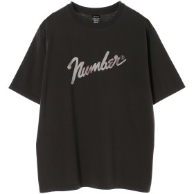 NUMBER (N)INE 【NUMBER (N)INE】number9_T-SHIRT Tシャツ・カットソー,CHARCOAL