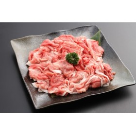 BA48◇金猪豚[淡路いのぶた]切り落とし(計2kg)