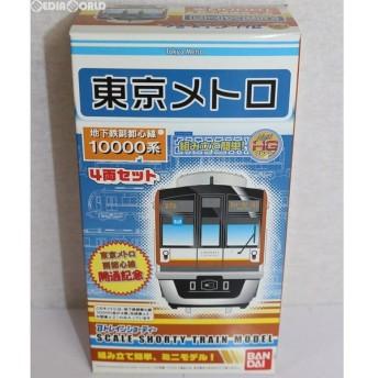 『中古即納』{RWM}Bトレインショーティー 東京メトロ 地下鉄副都心線10000系 4両セット 組み立てキット Nゲージ 鉄道模型 バンダイ(20080828)