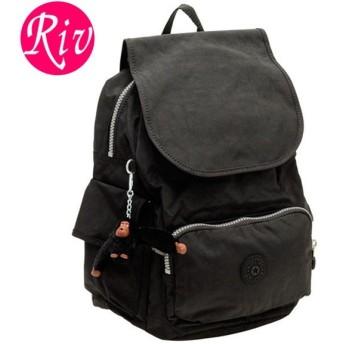 キプリング KIPLING バッグ リュックサック バックパック City Pack L B ブラック ナイロン k15635-900