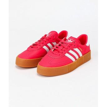 【SALE(伊勢丹)】<アディダス/adidas> SAMBAROSE スニーカー shock red/ 【三越・伊勢丹/公式】