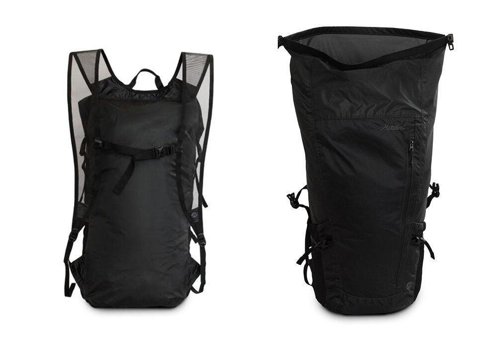 ├登山樂┤美國 Matador FreeRain24 2.0進階款 24L 防水輕量背包-黑 # MATFR242001BK