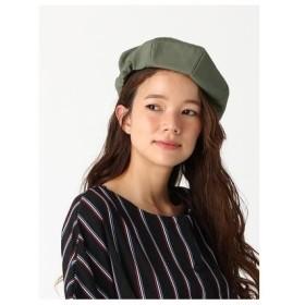RETRO GIRL ツイルベレー帽 ライトグリーン
