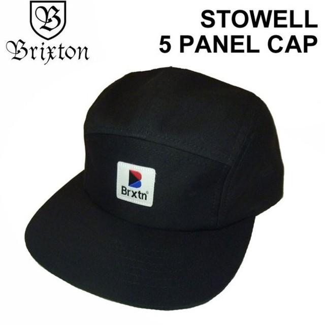 2018 Brixton ブリクストン キャップ STOWELL 5 PANEL CAP 帽子