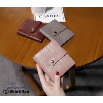 レディース 財布 女性 ファッション財布 カード入れ 多機能 ウォレット おしゃれ 便利 小物入れ