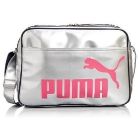 プーマ(PUMA) エナメルバッグ M シャイニー D ショルダーバッグ