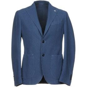 《期間限定セール開催中!》L.B.M. 1911 メンズ テーラードジャケット パステルブルー 54 コットン 89% / ナイロン 11%