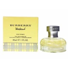 バーバリー BURBERRY ウィークエンド フォーウーマン オードパルファム EDP30ml レディース 女性用香水 P5SP