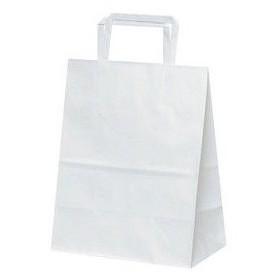 パックタケヤマ 紙手提袋 H平23 晒 無地 XZT00995 1包:50枚×4 (直送品)