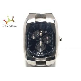 e145c0422d ワイアード WIRED 腕時計 5Y67-0AH0 メンズ トリプルカレンダー 黒 新着 20190626