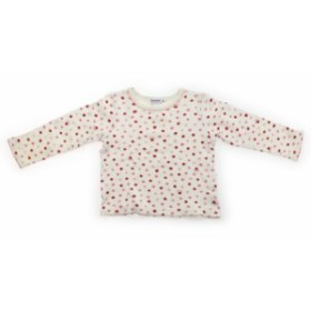 【ミキハウス/mikiHOUSE】Tシャツ・カットソー 110サイズ 女の子【USED子供服・ベビー服】(417629)