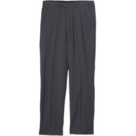 《9/20まで! 限定セール開催中》HILTL メンズ パンツ 鉛色 58 バージンウール 100%