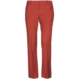 《セール開催中》CHLO レディース パンツ 赤茶色 38 バージンウール 98% / ポリウレタン 2%