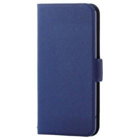 ELECOM iPod Touch/ソフトレザーカバー/ブルー AVA-T17PLFUBU 1個(直送品)