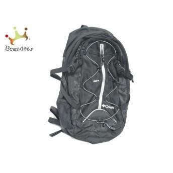 コロンビア columbia リュックサック 黒×グレー ナイロン 値下げ 20190905