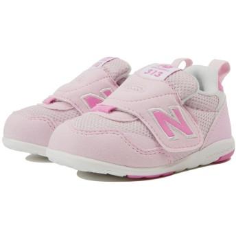(NB公式)【ログイン購入で最大8%ポイント還元】 キッズ IT313 FIRST LP (ピンク) スニーカー シューズ 靴 ニューバランス newbalance