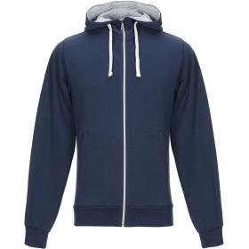 《期間限定 セール開催中》BARBATI メンズ スウェットシャツ ブルー S コットン 100%