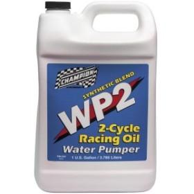 チャンピオン CHAMPION 半化学合成 2st レーシングオイル Water Pumper 1ガロン(3.8L) WO店