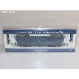 『中古即納』{RWM}2108 国鉄 EF64形 電気機関車 Nゲージ 鉄道模型 TOMIX(トミックス)(20090331)