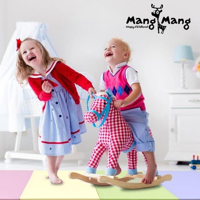 【Mang Mang】小鹿蔓蔓 - 兒童4cm摺疊地墊(四折200L款)