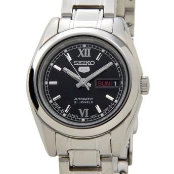 セイコー 5 セイコー ファイブ SYMK27J1 腕時計 レディース SEIKO 自動巻き ブラック