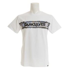 クイックシルバー(Quiksilver) FRONT LINE ISLAND 半袖Tシャツ 19SUQST192034WHT (Men's)