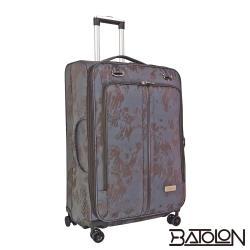 BATOLON寶龍  24吋  舞墨風情TSA鎖加大防爆商務箱/行李箱 (2色任選)