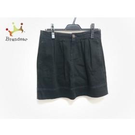 マークバイマークジェイコブス MARC BY MARC JACOBS スカート サイズ2 S レディース 美品 黒   スペシャル特価 20191007