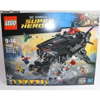 『中古即納』{TOY}LEGO(レゴ) SUPER HEROES(スーパーヒーローズ) フライングフォックス:バットモービル・エアーリフト・アタック DC Comics (76087) LEGO(レゴ)