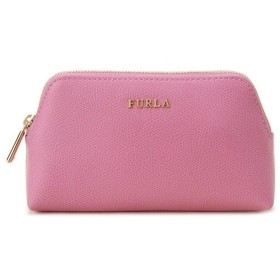 フルラ ポーチ 790599 コスメ 化粧 ポーチ FURLA EI55 ISABELLE ピンク