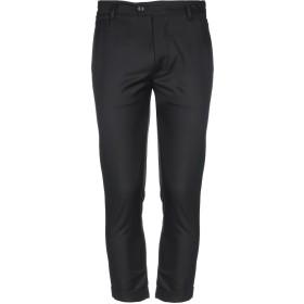 《期間限定 セール開催中》YES LONDON メンズ パンツ ブラック 32 ポリエステル 70% / コットン 28% / ポリウレタン 2%