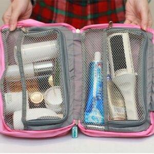 美麗大街【BFI20E5E21】韓版高品質旅行可掛式防水洗漱收納包
