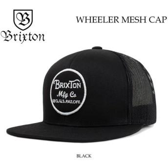 2018 Brixton キャップ スナップバック WHEELER MESH CAP ブリクストン
