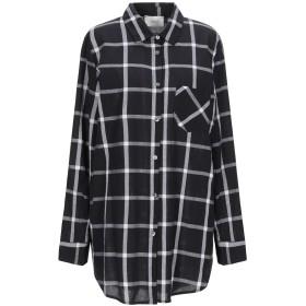 《期間限定セール開催中!》VICOLO レディース シャツ ブラック one size コットン 100%