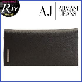 ポイント3%還元 アルマーニジーンズ 長財布 メンズ 二つ折り ARMANI JEANS 938543