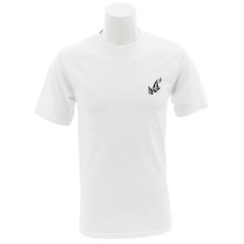 ボルコム(Volcom) 半袖Tシャツ Lopez Web S/S Tee 19A3511908 WHT (Men's)