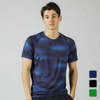 ティゴラ フィットネスウェア 半袖Tシャツ TR-3A1529TS TIGORA