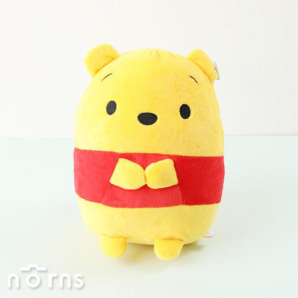 【小熊維尼胖胖娃娃10吋】Norns 迪士尼正版玩偶 角落系列 絨毛玩具