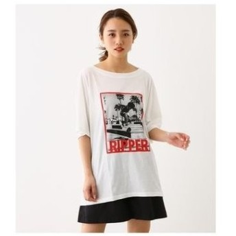 RODEO CROWNS WIDE BOWL RIPPERTシャツ ホワイト