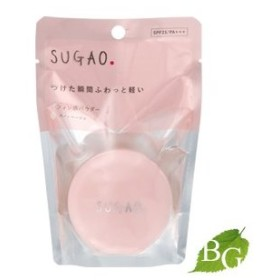 ロート製薬 SUGAO スガオ シフォン感パウダー スノーベージュ 4.5g