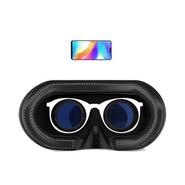 vr3的眼鏡日本看電影神器頭戴式rv眼鏡3d虛擬游戲一體機手機vr3d