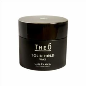 ルベル ジオ ワックス ソリッドホールド 60g [ lebel / THEO / メンズ / 男性用 ]【取り寄せ商品】 -定形外送料無料-