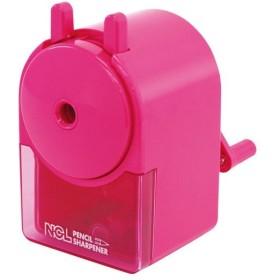 ナカバヤシ 手動鉛筆削りき キッズピンク ピンク(ピンク)
