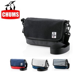 CHUMS チャムス Small Camera Shoulder Sweat Nylon スモールカメラショルダースウェットナイロン CH60-0806