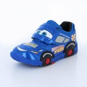 ディズニー カーズ 子供靴 キッズシューズ DN C1200 ブルー カーズ3