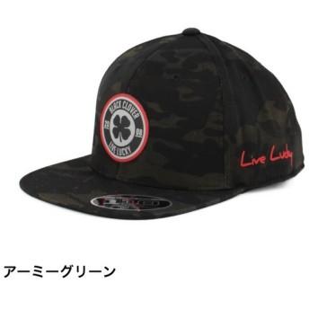 ブラッククローバー ゴルフ キャップ BC ANPATCH 帽子 メンズ : アーミーグリーン Black Clover