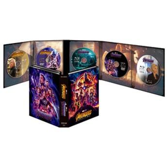 ポニーキャニオンアベンジャーズ/エンドゲーム&インフィニティ・ウォー【Blu-ray】MovieNEXセット [数量限定版]VWAS-6908